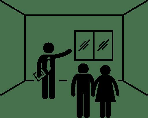 icone location meublee